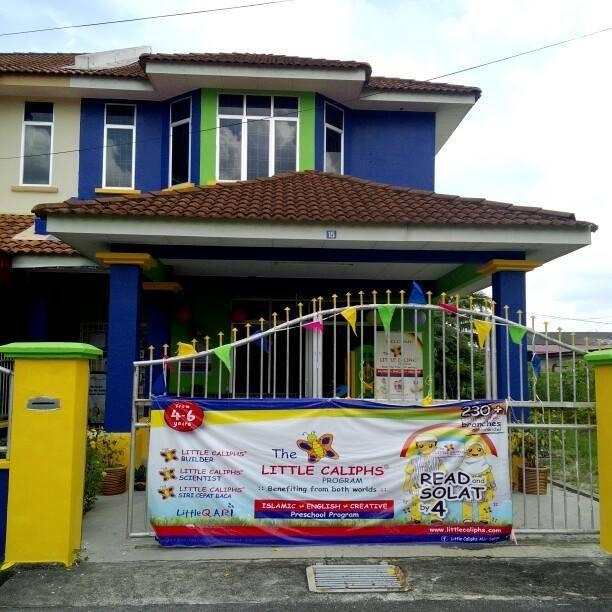 Little Caliphs Kindergarten (Arau)