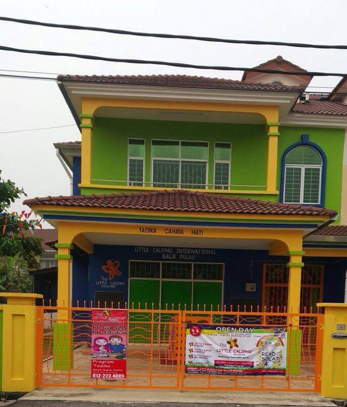 Little Caliphs Kindergarten (Balik Pulau)
