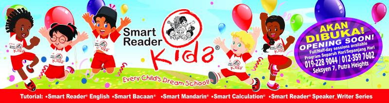 Smart Reader Kids Seksyen 7, Putra Heights