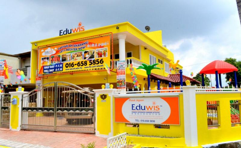 Eduwis Happy Garden Klang
